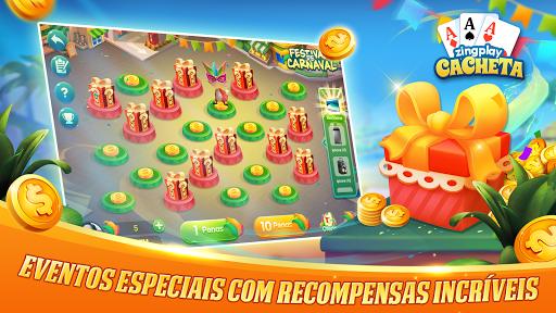 Cacheta ZingPlay: Jogo de cartas online gru00e1tis 1.1 screenshots 8