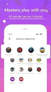 Partying - Group Voice Chat, Play with New Friends