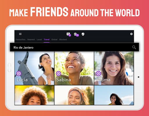 Wapa: Lesbian Dating, Find a Match & Chat to Women 13.7.0.6 Screenshots 7