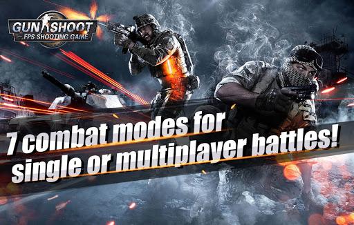 Gun Shoot u2013 FPS shooting game 1.0.5 screenshots 1