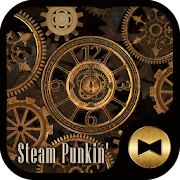 Wallpaper Steam Punkin' Theme