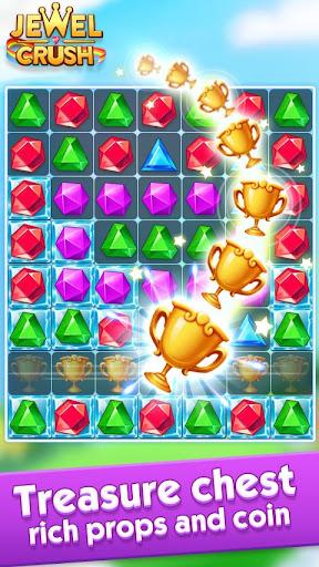 Jewel Crushu2122 - Jewels & Gems Match 3 Legend 4.1.9 screenshots 2