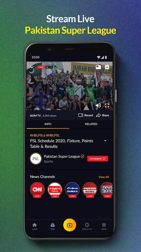 mjunoon.tv: Watch PSL 6 2021 Live and Free  Screenshots 6