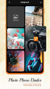 Image For Photo Phone Dialer - Photo Caller ID, 3D Caller ID Versi 1.0 4