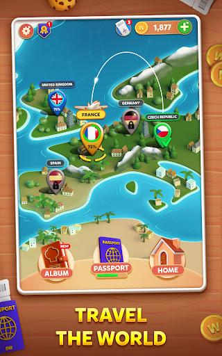 Wordelicious: Food & Travel - Word Puzzle Game apkdebit screenshots 6
