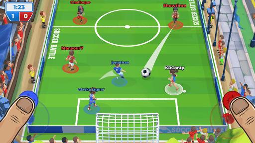 Soccer Battle - 3v3 PvP  screenshots 8