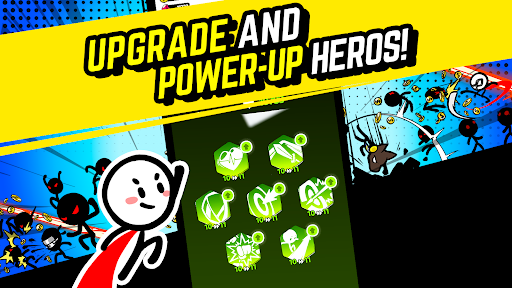 Super Action Hero: Stick Fight 1.5.543 screenshots 21