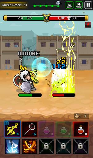 Grow SwordMaster - Idle Action Rpg apkslow screenshots 8