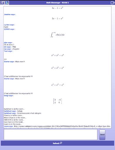 Math Messenger For PC Windows (7, 8, 10, 10X) & Mac Computer Image Number- 9