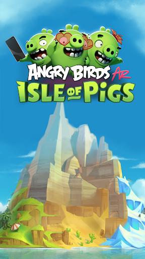 Angry Birds AR: Isle of Pigs  Screenshots 6