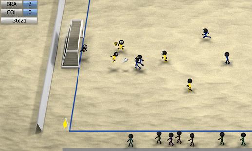 Stickman Soccer 2014 screenshots 10