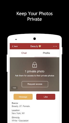 Casualx: Casual Hook Up Dating & Local NSA Hookup 2.2.1 Screenshots 2