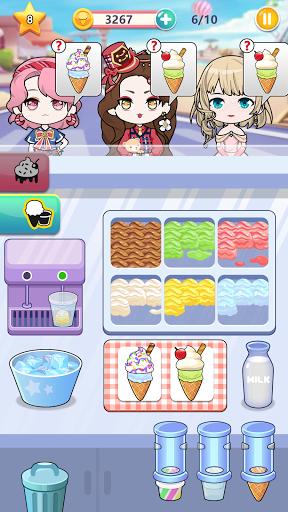 Vlinder Ice Creamu2014Dressup Games&Character Creator 1.0.3 screenshots 5