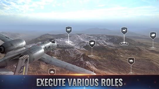Fighter Pilot: HeavyFire Mod Apk 0.90.34 (A Lot of Gold Coins) 4