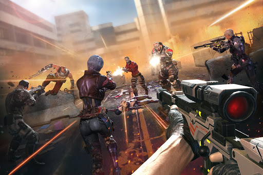 DEAD WARFARE: RPG Zombie Shooting - Gun Games 2.19.6 screenshots 8