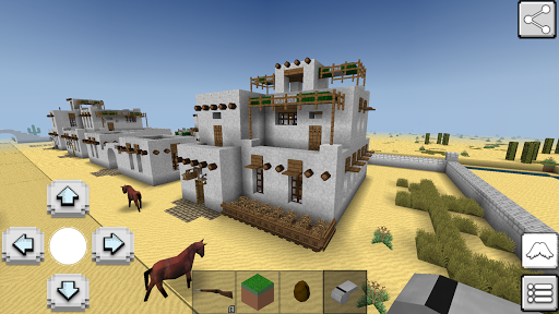 Wild West Craft - Mini West World 9.wild.west screenshots 11