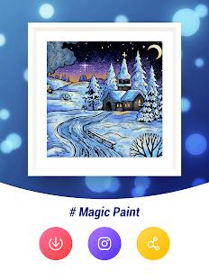 Magic Paint - Color by number & Pixel Art 0.9.24 Screenshots 24
