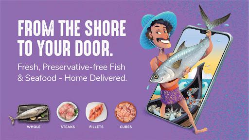 Fresh To Home - Order Chicken, Raw Seafood & Meat apktram screenshots 1