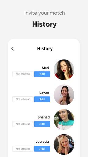 GLAM - Live video chat  Screenshots 3