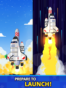 Rocket Star MOD APK- Idle Space Factory Tycoon (Unlimited Star Coins) 10