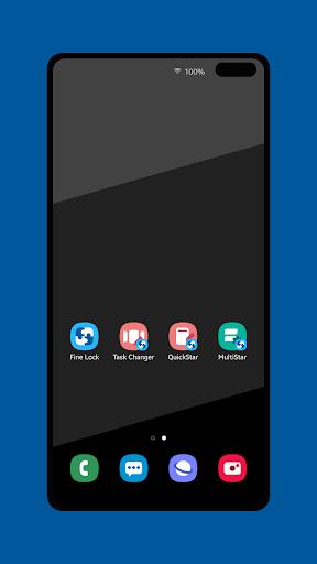 Fine Lock: Launcher for Good Lock and Galaxy Labs  Screenshots 3
