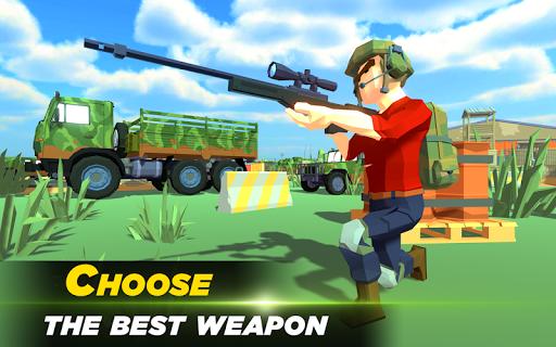 Stickman Battleground Shooting Survival 2019 1 screenshots 1