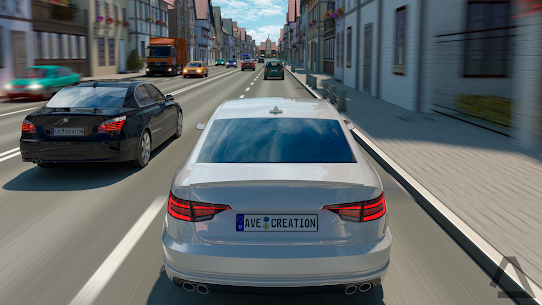 Driving Zone: Germany MOD (Unlimited Money) 1