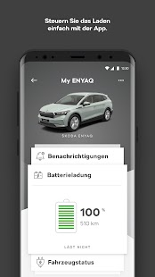 MyŠKODA Screenshot