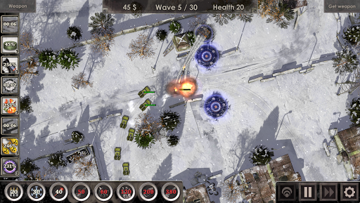 Defense Zone 3 Ultra HD  screenshots 9