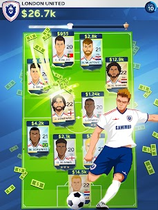 Idle Eleven – Be a millionaire soccer tycoon MOD APK 1.14.11 (Unlimited Money, VIP) 15