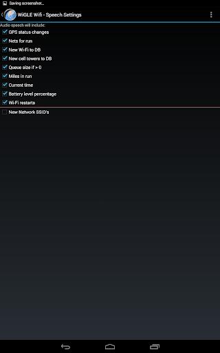 WiGLE WiFi Wardriving apktram screenshots 14