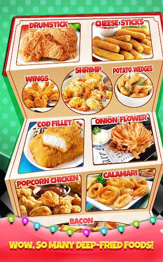 Deep Fry Maker - Street Food  screenshots 5