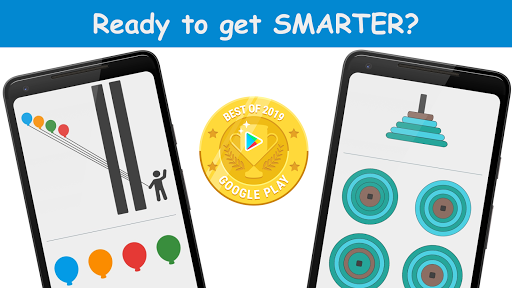 Smarter - Brain training & Mind games modavailable screenshots 3