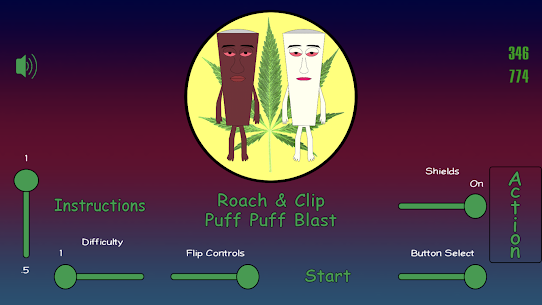 Roach & Clip Puff Puff Blast Hack for iOS and Android 1
