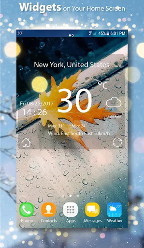 Weather Forecast 2020 - Live Weather 10.1.1 Screenshots 7