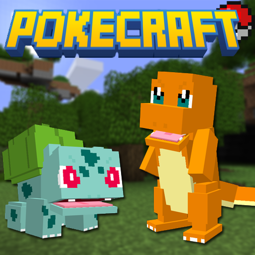 Mod Pokecraft for MCPE Apk Download 3