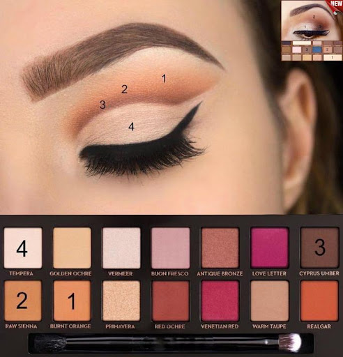HD makeup 2019 (New styles)  Screenshots 10