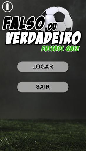 Code Triche Verdadeiro ou Falso: Futebol Quiz APK MOD (Astuce) screenshots 1