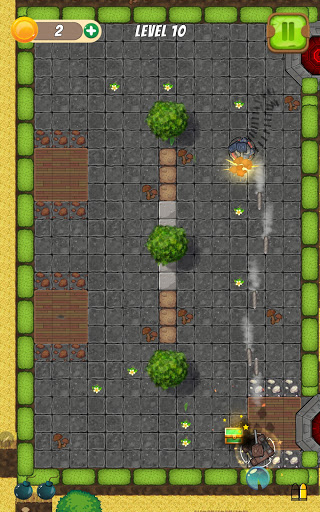 Tactic Tanks : Physics puzzle game  screenshots 1