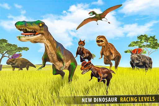 Savanna Animal Racing 3D: Wild Animal Games 1.0 screenshots 3