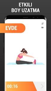 Boy Uzatma Egzersizleri – Boy Uzatma, Yükseklik 4