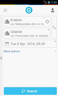 e-podroznik.pl 1.3.13 Screenshots 1