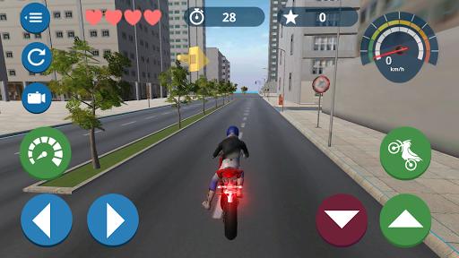 Moto Speed The Motorcycle Game  screenshots 5