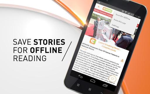 Citizen News 4.0.4 Screenshots 4