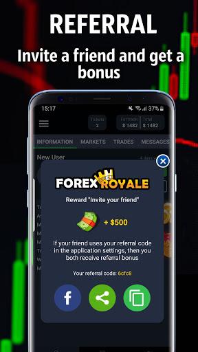 Forex Royale - Trading Simulator screenshots 3