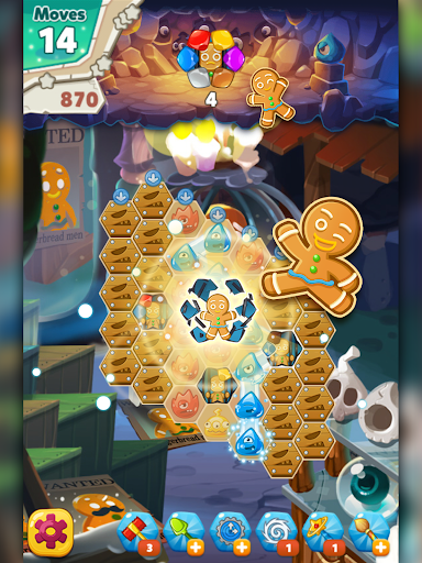 Monster Busters: Ice Slide 1.0.77 screenshots 10