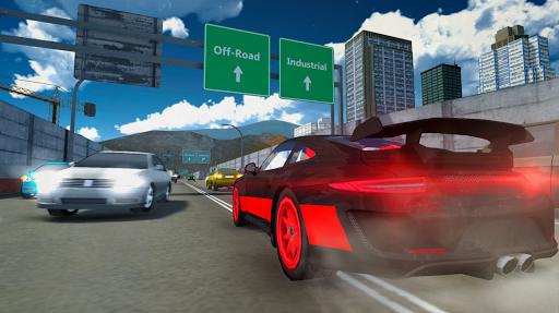 Racing Car Driving Simulator 4.7 screenshots 1