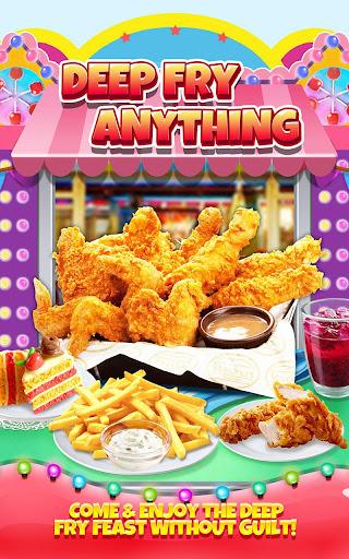 Deep Fry Maker - Street Food  screenshots 12