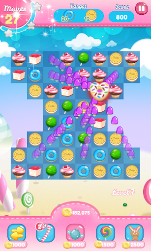 Sweet Candy 1.2.4 screenshots 5