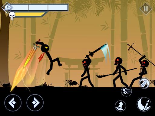Supreme Stickman Shadow Legends: Sword Fight Games screenshots 10